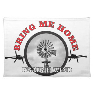 ring of prairie wind placemat
