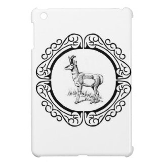 ring of pronghorn case for the iPad mini