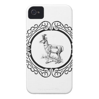 ring of pronghorn Case-Mate iPhone 4 case