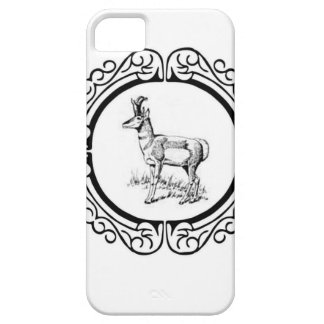 ring of pronghorn iPhone 5 case