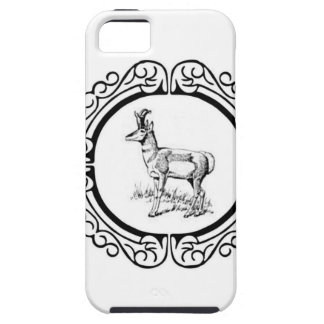 ring of pronghorn iPhone 5 cover