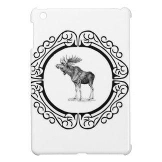ring of the bull moose iPad mini cover