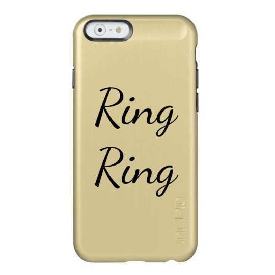 Ring Ring phone case