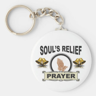 ring soul relief keychain