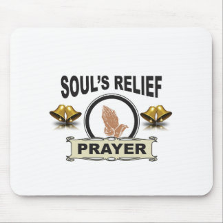 ring soul relief mouse pad