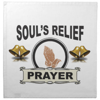 ring soul relief napkin