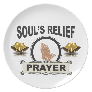 ring soul relief plate