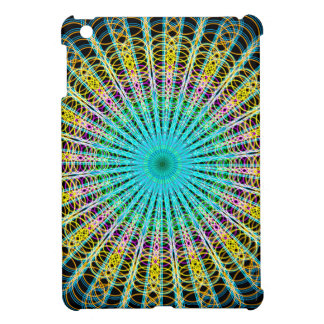 Ring Structures Mandala iPad Mini Covers
