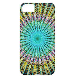 Ring Structures Mandala iPhone 5C Case