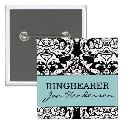 Ringbearer Button