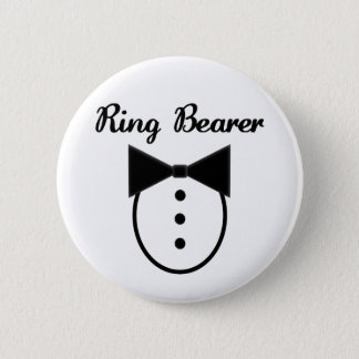 Ringbearer Button