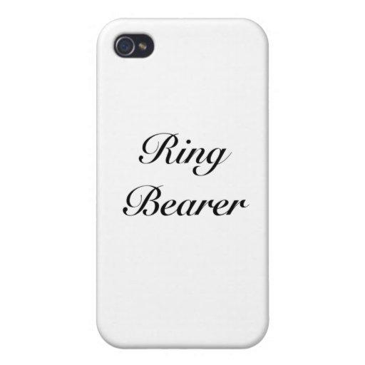 ringbearer girly iPhone 4/4S cases
