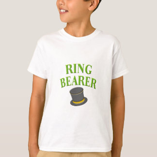 ringbearer- top hat
