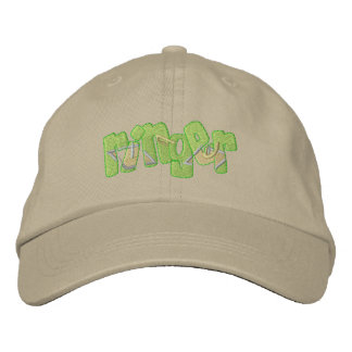 Ringer Embroidered Hat
