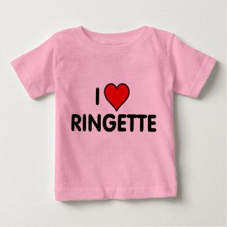 """Ringette """"I Love Ringette"""" Children's T-Shirt"""