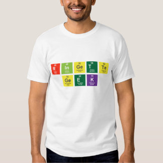"Ringette ""Ringette Geek"" Adult T-Shirt"