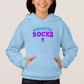Ringette Rocks - Hoodie