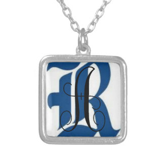 Ringgold , Initial A Pendant