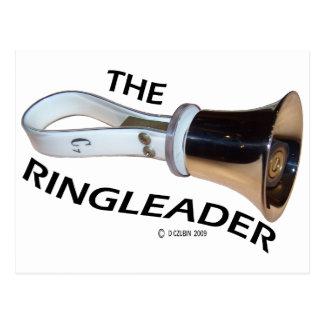 Ringleader Postcard