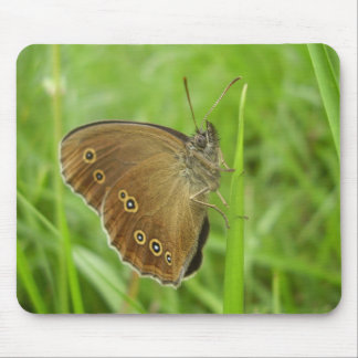 Ringlet Butterfly Mouse Mat Mouse Pad