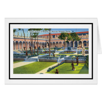 Ringling Museum Sarasota, Florida Card