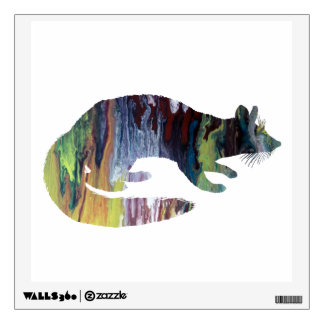 Ringtail Wall Decal