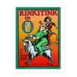 Rinkitink In Oz Postcard