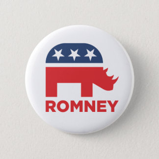 RINO Romney Button