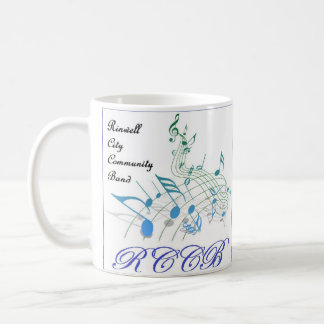 Rinwell City Community Band Mug