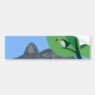 Rio +20 Grow and Protect Bumper Sticker