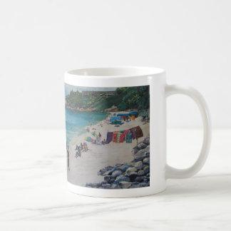 Rio Beach, Rio Beachby Sylvia LeDoux Coffee Mug