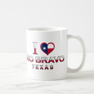 Rio Bravo, Texas Coffee Mug