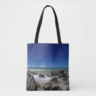Rio Da Barra Beach   Trancoso, Bahia State, Tote Bag