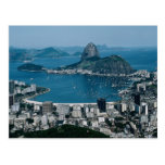 Rio de Janeiro, Brazil Post Card