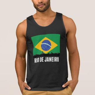 Rio De Janeiro Brazilian Flag