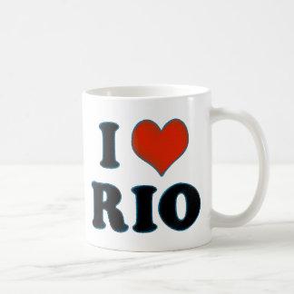 rio de janeiro - I love Rio Coffee Mug