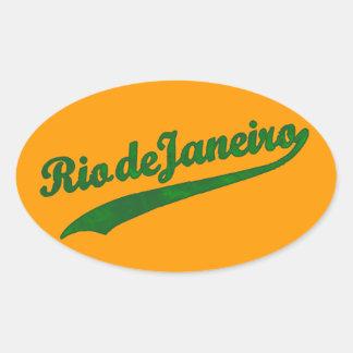 Rio de Janeiro sticker