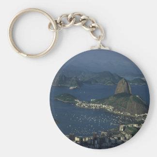 Rio de Janeiro View Keychain