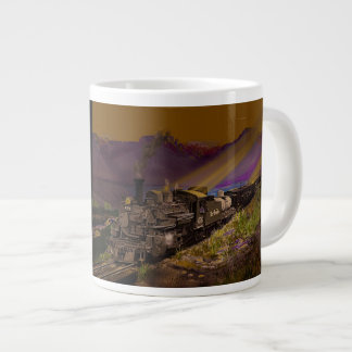 Rio Grande Gold Large Coffee Mug