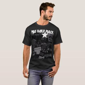 Rio Hard rectangular deep white Rock T-Shirt