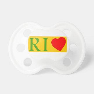 Rio of janeiro coils pacifier