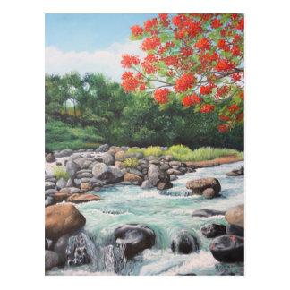 Rió postcard