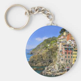 Riomaggiore, Cinqueterre Keychain