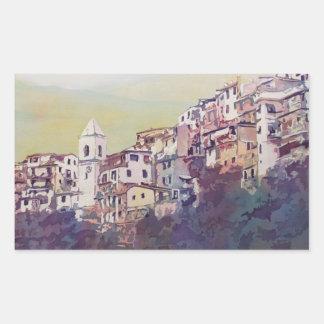 Riomaggiore Hillside