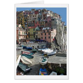 Riomaggiore Italy Card
