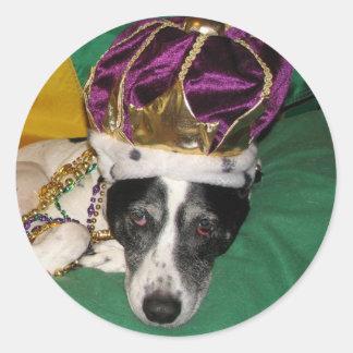 Rio's Mardi Gras Sticker