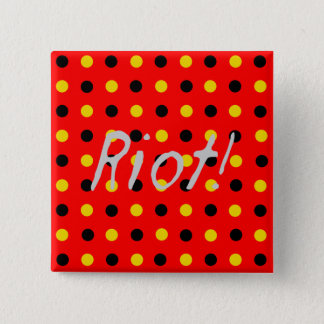 Riot 2 Inch Square Button