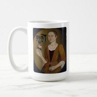 Riot Grrrl Girl Coffee Mug