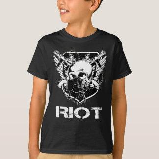 Riot music shirt