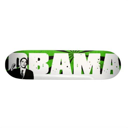"RiotCore ""Obama 2"" plate-forme de patin Skateboards Cutomisables"